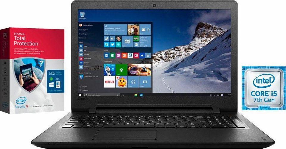 """Lenovo IdeaPad 110-17: 17,3"""", Intel® Core™ i5-7200U 2,50 GHz; AMD R5 M430 mit 2GB; 8GB RAM, 1TB Festplatte"""
