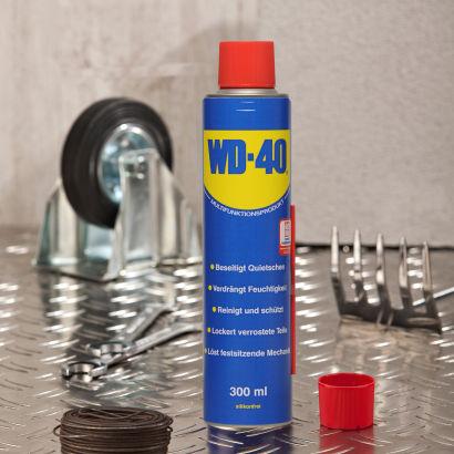 [ALDI Nord] Multifunktionsöl WD-40, 300 ml für 2,59 €