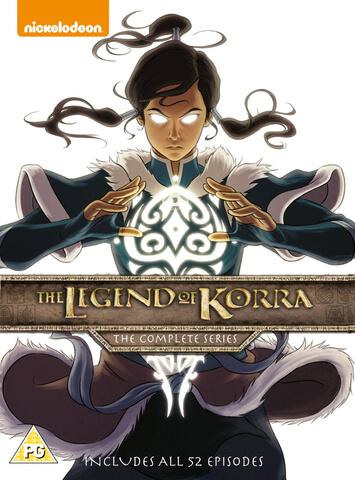 [zavvi] Avatar: The Last Airbender und Legend of Korra (DVD) für je 14,27 €