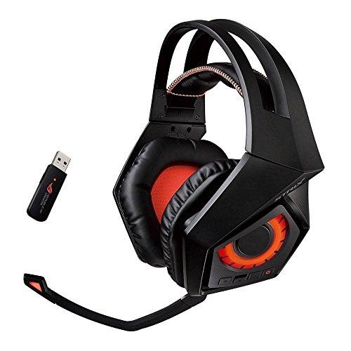 [amazon.es]  Asus ROG Strix Wireless Gaming Headset (kabellos, PC/PS4/MAC, 7.1 Sound, 2,4 GHz)  mit USB-Dongle für 114€ statt 139€