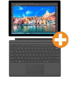 "Microsoft Surface Pro 4 12.3"", Core-M, 4GB RAM, 128GB, inkl. TypeCover - Ebayshop von Saturn-Wesel"