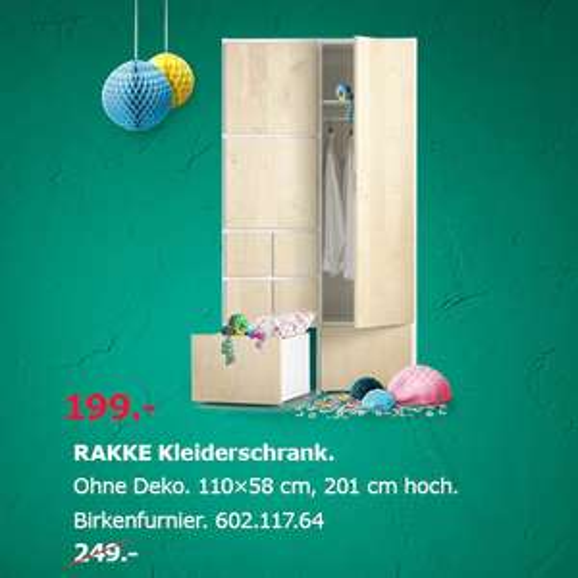 [LOKAL IKEA Frankfurt, Hanau und Wallau] Geburtstagsangebote - Sammeldeal
