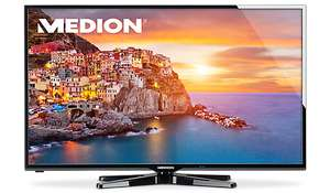"[Medion] 106,4 cm (42"") Smart-TV, Full HD, HD Triple Tuner, 100 Hz RMR, PVR ready, Wlan Dongle, HbbTV"
