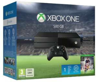 Xbox One 500GB mit FIFA 16 für 158,93€ - gebraucht sehr gut Amazon England