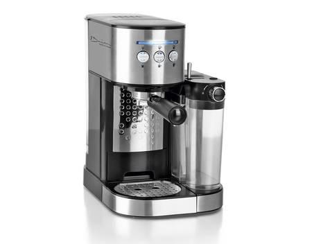 [maxx-world / Allyouneed] Barista Espresso Maschine Espressomaschine, 15 bar, B-Ware