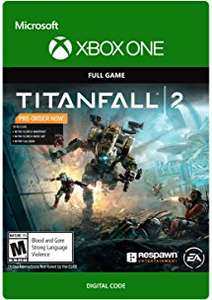 Titanfall 2 - Xbox One für 22,63€ (Amazon.com)