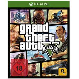 GTA 5 Xbox ONE [Redcoon online]