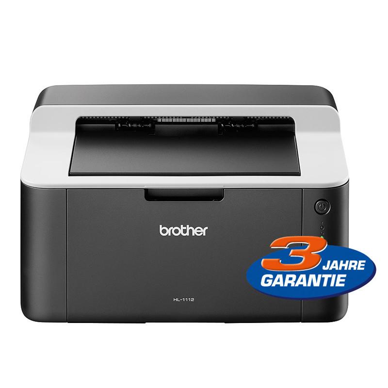 Brother HL-1112 für 49€ @ NBB ab 18 Uhr - Laserdrucker
