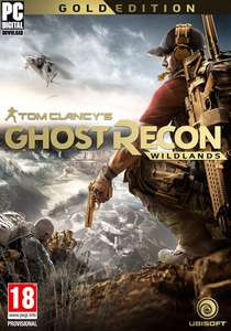 [Uplay]Tom Clancy's Ghost Recon Wildlands GOLD EDITION Spiel und Season Pass