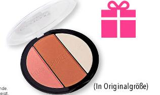Gratis Contouring-Palette beim Kauf eines Douglas Kosmetikartikels (bereits ab 1,99€)