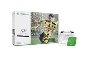 Xbox One S 1TB Fifa 17 + Controller + Personalisierte Batterieklappe