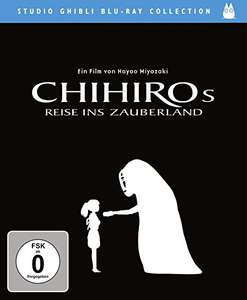 Amazon.de - Diverse Filme aus der Studio Ghibli Blu-Ray Collection je 11,99