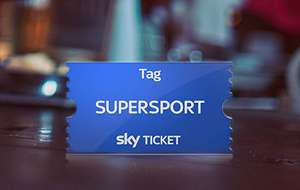 [CocaCola.com] Gratis Sky Supersport Tagesticket