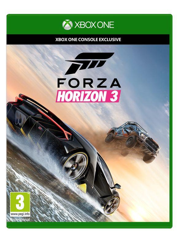 [Coolshop] Forza Horizon 3 (Disc Version) Xbox One für 34,95€ inkl. Versand
