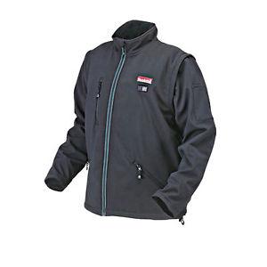 Makita beheizbare Softshell Jacke / Weste -- Größe S-XXXL für 69€ inkl. Versand statt 124,34€ [eBay]