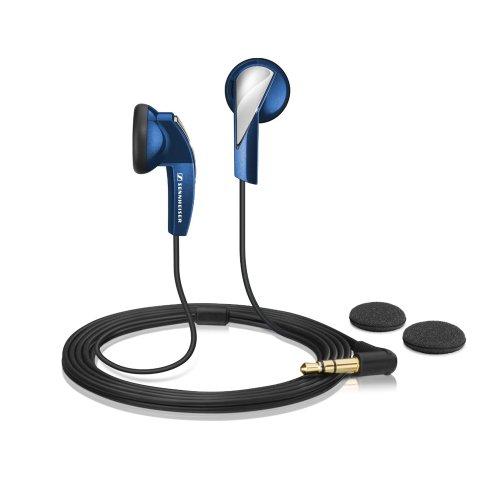 Sennheiser MX 365 in ear Kopfhörer in blau für 8,49 € statt 11,99 € [Amazon prime]