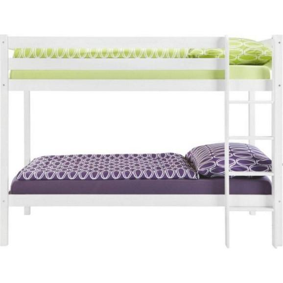 Mömax: Etagenbett mit 2x Rollrost für 99€ bei Selbstabholung.