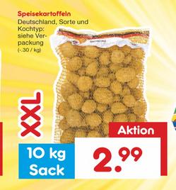 [Netto MD NUR am Samstag 11.3.17] 10kg deutsche Kartoffeln 2,99€