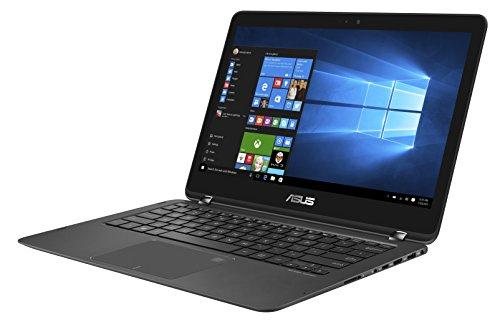 ASUS Zenbook Flip UX360UAK-BB283T, Convertible, 13.3 Zoll FHD matt touch, i5 7200u, 256 GB SSD, 8 GB RAM , Schwarz für 759 € bei Saturn
