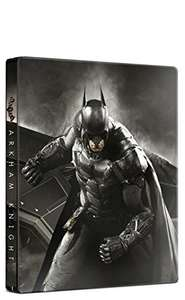 Batman: Arkham Knight - Special Steelbook Edition (Xbox One) für 17,74€ inkl. VSK (Amazon.de)