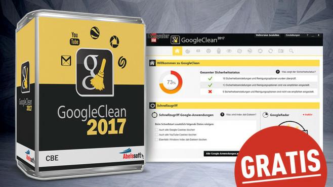 Google Clean 2017 (CB Edition) Gratis