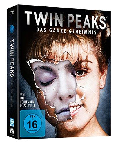Twin Peaks - Das ganze Geheimnis (Blu-ray, 10 Discs) [Amazon.de]