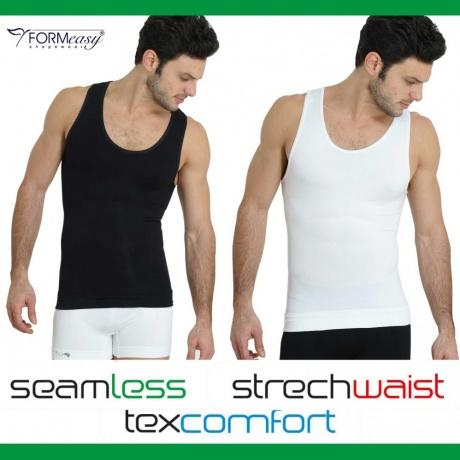 - 50% auf Bodyshaping for Men - Herren Bauchweg-Shirt