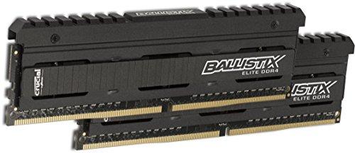 [amazon.fr] Crucial Ballistix Elite Arbeitsspeicher - 16 GB (2 x 8 GB) - DDR4 SDRAM - 2666 MHz DDR4-2666/PC4-21300 - 1,20 V - Unregistriert - CL16 - DIMM  für 103€ statt 126€
