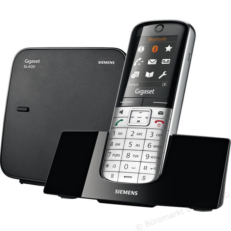 """Gigaset™ - DECT-Schnurlostelefon """"SL400"""" für €60,95 [@Null.de]"""