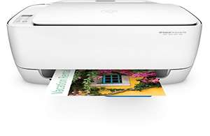 [Amazon] HP Deskjet 3636 Multifunktionsdrucker (A4, WLAN Drucker, Scanner, Kopierer, HP Instant Ink, Apple AirPrint, ePrint, USB, 4800 x 1200 dpi) weiß