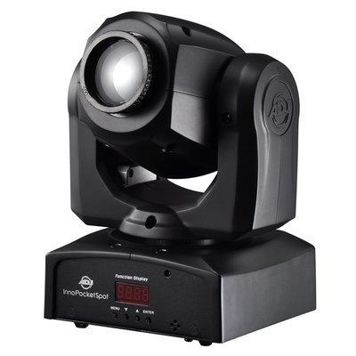 [recordcase.de] ADJ Inno Pocket Spot LZR - Mini-Moving Head mit kaltweißer 12 W-LED