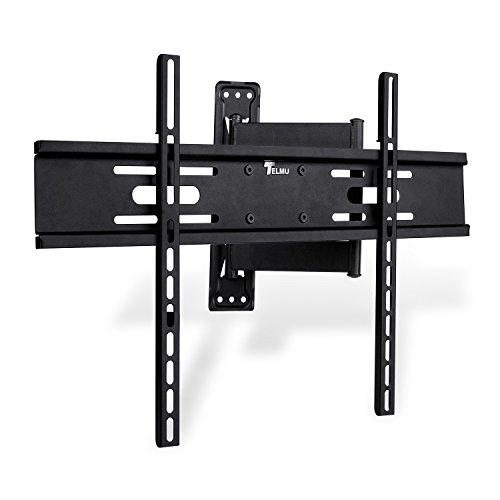 "TELMU TVM003 TV Halterung Schwenkbar Neigbar - für 32""- 70"" Flachbildschirm Monitor LCD LED Plasma [Amazon Prime]"