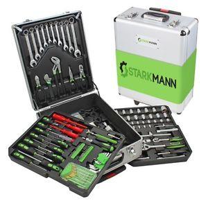 Ebay Angebot: Starkmann Greenline Werkzeugkoffer 399-teilig nur 69,90€