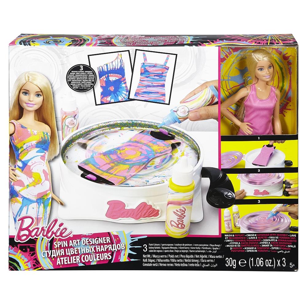Mattel™ - Barbie Spin Art Designer (inkl. Barbie) ab €7,62 [@ToysRus.de]