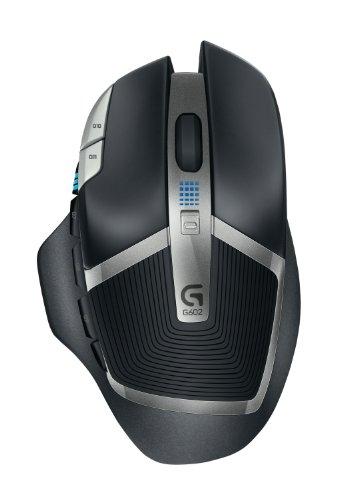 """Logitech™ - Wireless Gaming Maus """"G602"""" (2500dpi,11 Tasten) für €45,21 [@Amazon.fr]"""