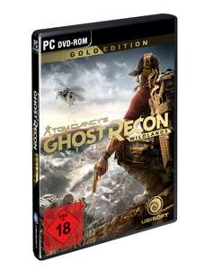 Bei REAL Tom Clancy´s: Ghost Recon Wildlands Gold Edition PC (mit Season Pass)