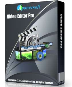Apowersoft Video Editor - Kostenlose Lizenz @ Apowersoft.de