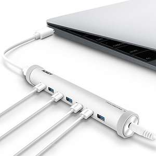 [Amazon Prime] Aktiver 7-port-USB 3.0-Hub mit 20W Netzteil