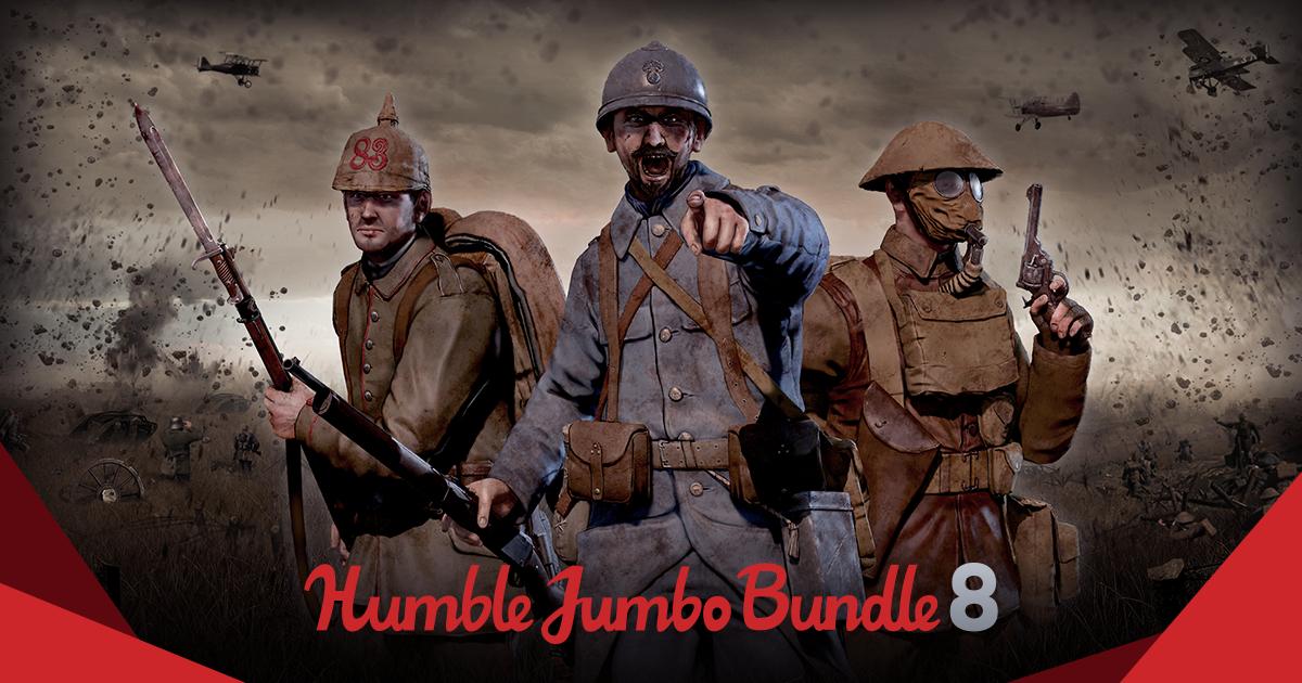 [Steam] Humble Jumbo Bundle 8