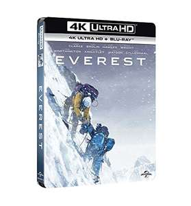 Everest (4K Ultra HD Blu-ray + Blu-ray) für 18,61€ (Amazon.it)