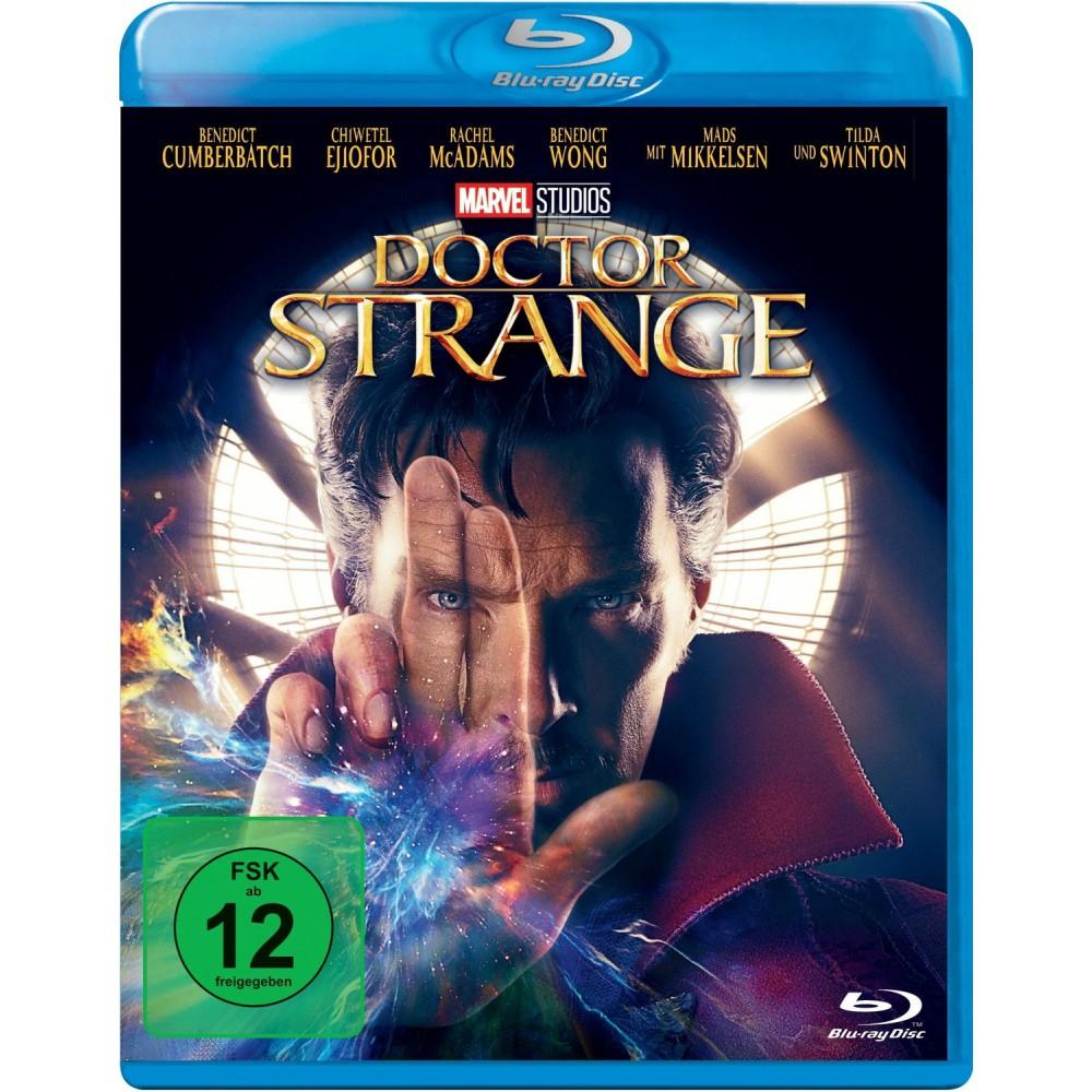 [Müller / Amazon] Doctor Strange - Blu-ray