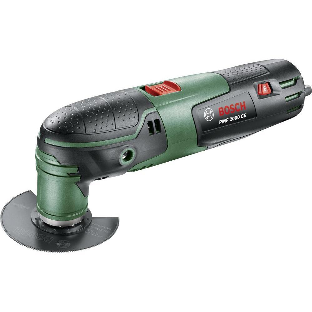 Multifunktionswerkzeug inkl. Zubehör 10teilig 220 W Bosch PMF 2000 CE für 48,44€ [Conrad]