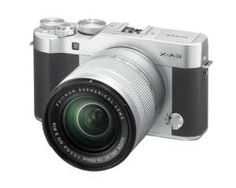Fujifilm X-A3 mit XC 16-50mm F3.5-5.6 OIS II Kit für 599€ @ amazon