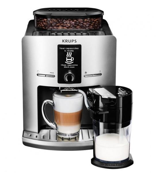 Krups EA 829E One-Touch-Cappuccino Kaffee Vollautomat für 399€ @ Comtech