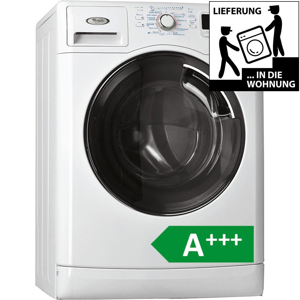 WHIRLPOOL AWOE 9147 Waschmaschine Frontlader 9kg EEK: A+++ inkl. Versand