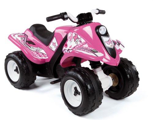 Smoby™ - Elektronisches Rallye Quad (Pink) ab €94.- [@Real.de]