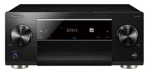 [HiFi-Regler - B-Ware] Pioneer SC-LX901 11.2 AV-Receiver - schwarz