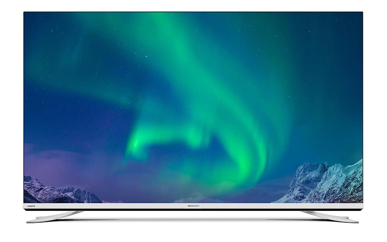 [Amazon] SHARP LC-43XUF8772ES 109 cm (43 Zoll) Fernseher (4K, Smart TV, Active Motion 800, DVB-T/T2/C/S2, H.265 HEVC, Bluetooth)