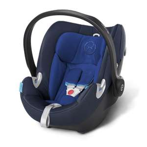 Kindersitz Cybex Aton Q i-Size in Royal Blue für 159,95€ statt 199,95€ bei babybrands.de