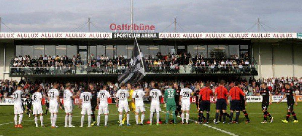 Freier Eintritt: SC Verl vs. Viktoria Köln [RL West]